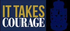 Kings It Takes Courage Logo