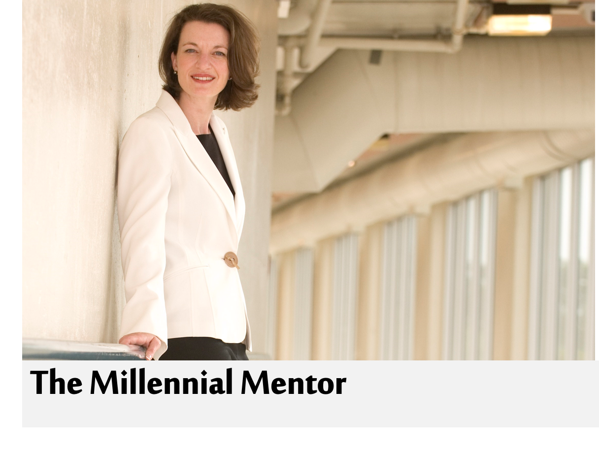 The Millennial Mentor